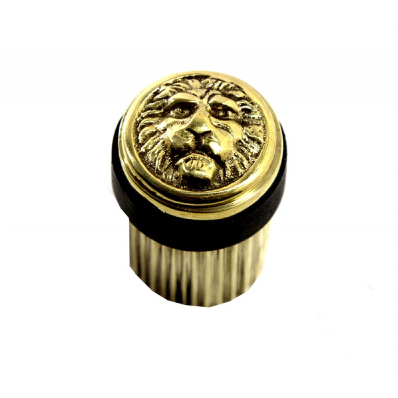 Brass Door Stopper